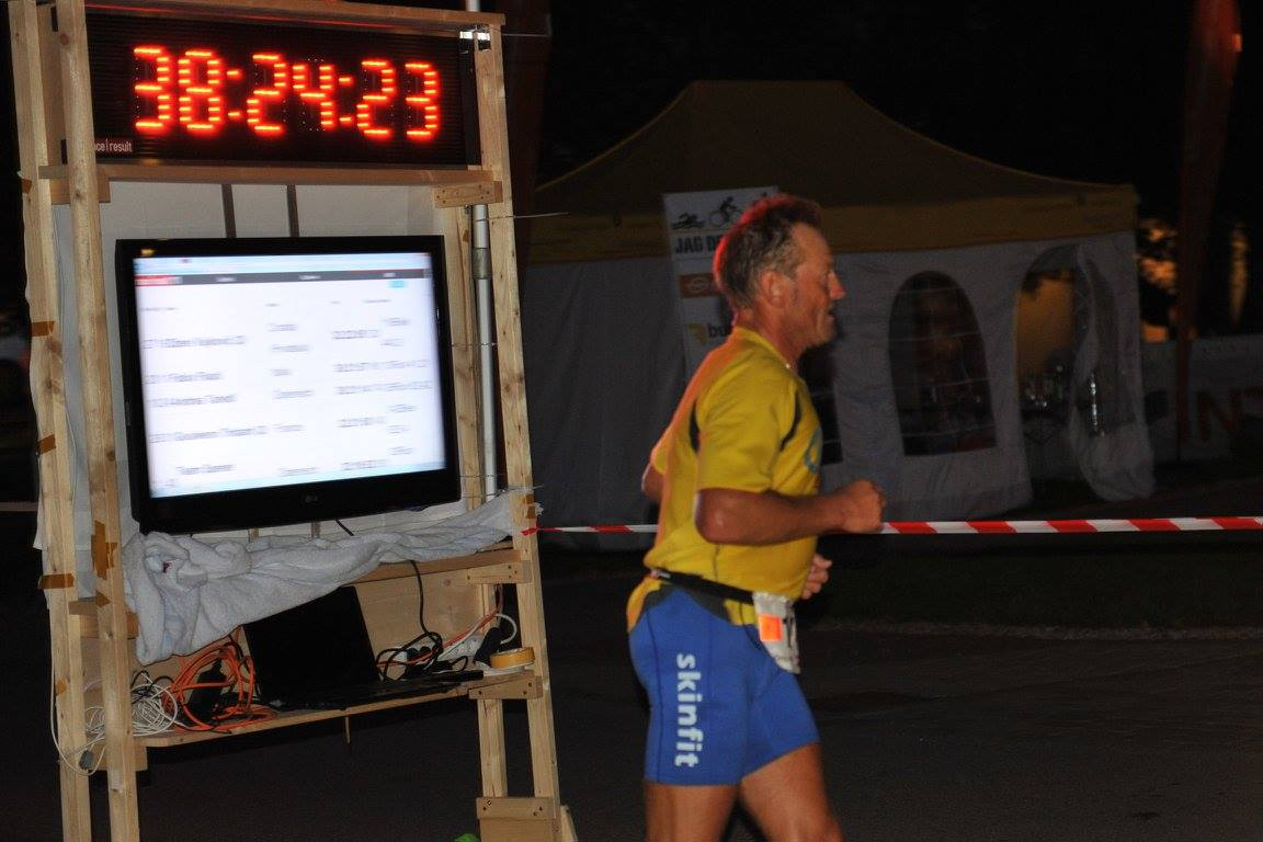 Otto Peischl, Triple Ultra Triathlon, Bad Blumau